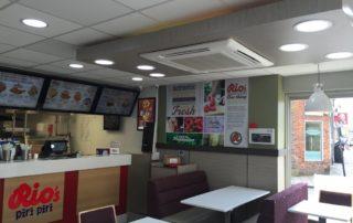 Modern Design Restaurant