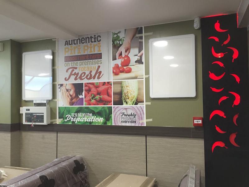 Restaurant Installation in Northampton